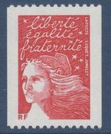 N° 3418  Marianne Du 14 Juillet, Roulette, Faciale Lettre Prioritaire - Neufs