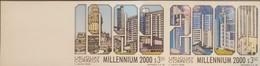 O) 1999 URUGUAY, IMPERFORATED, MILLENIUM - BUILDING -SC 1829-ARCHITECTURE, ,MNH - Uruguay