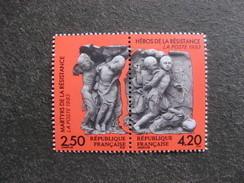TB Paire N° P 2813 A, Neufs XX. - France