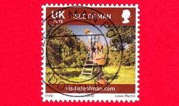 ISOLA DI MAN - Usato - 2010 - Turismo - Vita Sull'isola - Raccolta Della Frutta - Fruit Picking - Scritta UK (33 P) - Isola Di Man