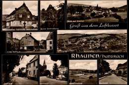 GRUB AUS DEM LUFTKUZOZT ...VUES DIVERS....CPSM GRAND FORMAT - Allemagne