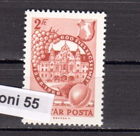 1968 Flora - Grapes Mi 2397 1v.-MNH  HUNGARY - Vinos Y Alcoholes