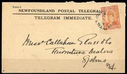1898, Neufundland, 64 A, Brief - Kanada