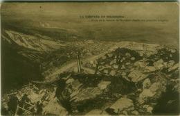 MACEDONIA - BITOLA / MONASTIR -  VIEW  FROM A BULGARIAN POSITION - 1910s (BG3876) - Macedonia