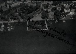 ! FRIEDRICHSHAGEN, Freibad, Berlin Müggelsee, Seltenes Luftbild  1938, Nr. 36531, PLZ: 12587, Format 18 X 13 Cm - Mueggelsee