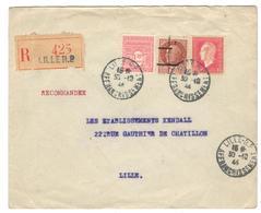 20588 - De LILLE Avec Variété - Marcophilie (Lettres)