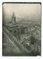 Photo Originale Format  179*128 Mm  REIMS   La Cathédrale Après Guerre 14-18                   A   VOIR  !!! - Bateaux