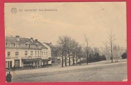 Boitsfort - Rue Middelbourg - 1923 ( Voir Verso ) - Watermael-Boitsfort - Watermaal-Bosvoorde