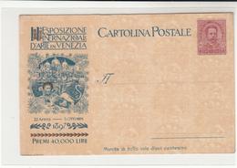 Italy / 1897 Venice Exhibition Postcards - Italy