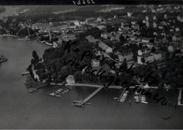 ! FRIEDRICHSHAGEN, Berlin Müggelsee, Seltenes Luftbild  1937, Nr. 30621, PLZ: 12587, Format 18 X 13 Cm - Mueggelsee