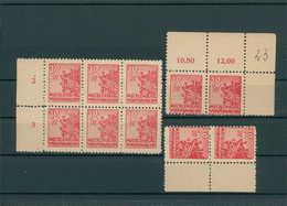 SBZ 1945 Nr 36yb Postfrisch (202999) - Sowjetische Zone (SBZ)