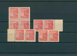 SBZ 1945 Nr 36yb Postfrisch (203012) - Sowjetische Zone (SBZ)