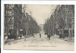 Marseille Le Boulevard D'athenes - Marseille