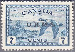 CANADA     SCOTT NO. Co1     MNH     YEAR  1949 - Luchtpost: Toeslag
