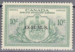 CANADA     SCOTT NO. Eo1     MNH     YEAR  1950 - Canada