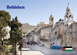 Palestine Bethlehem Church UNESCO New Postcard Palästina AK - Palästina