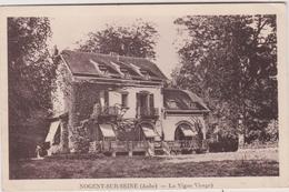 10  Nogent Sur Seine  La Vigne Vierge - Nogent-sur-Seine