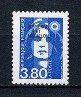 SPM MIQUELON 1996 N° 627 ** Neuf MNH Superbe C 2 €  Marianne Du Bicentenaire - St.Pedro Y Miquelon