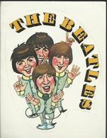 Autocollant - Vignette Panini - The Beatles - Panini