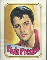 Autocollant - Vignette Panini - Elvis Presley - Panini