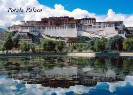 Tibet Potala Palace UNESCO New Postcard - Tibet