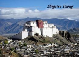 Tibet Shigatse Dzong New Postcard - Tíbet
