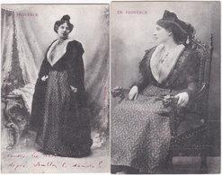 13. EN PROVENCE. Type De Mireille. 2 Cartes - France