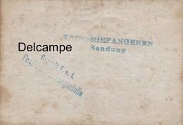 Photo : Envoyée à Un Prisonniers De Guerre - Camp De Hammelburg ( Bavière ) - 1915 - N°1 - Guerre, Militaire