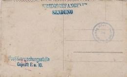CP Photo : Envoyée à Un Prisonniers De Guerre - Camp De Hammelburg ( Bavière ) - 1915 - N° 2 - War, Military