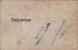 CP Photo : Envoyée à Un Prisonniers De Guerre - Camp De Hammelburg ( Bavière ) - 1915 - N° 3 - War, Military