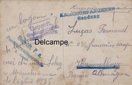 CP Photo : : Envoyée à Un Prisonniers De Guerre - Camp De Hammelburg ( Bavière ) - 1915 - N°4 - Guerre, Militaire