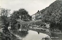 Gochenée :  Moulin Praile  (  Watermolen )   Doische - Doische