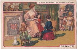 La Salamandre Dans Tous Les Pays. FRANCE - Publicité
