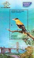 "Ref #2093 Indonesia 1997 International Stamp Exhibition ""Pacific '97"" - San Francisco, USA - Indonesien"