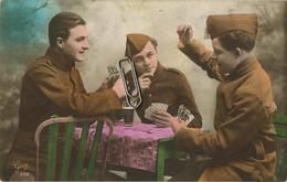 Speelkaarten - Cartes De Jeux   (  Militaria ) - Jeux Et Jouets