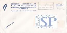 Sociedade Portuguesa De Medicina Da Reprodução Mulher Femme Frauen Medizin Woman Médecine Reproduction Figueira Da Foz - Werbung