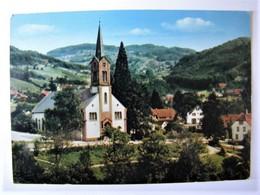DEUTSCHLAND - BADEN-WÜRTTEMBERG - SASBACH - Dreifaltigkeits-Kirche - Sasbach