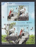 Belarus Weissrussland MNH** 2019 Europe Stamps Birds   Mi 1300-01 Block - Belarus