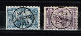 Portugal Anciens Timbres De 1894 - Collections (sans Albums)