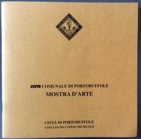 1999 Portobuffolè MOSTRA D'ARTE Catalogo / AVIS ASSOCIAZIONE VOLONTARI ITALIANI DEL SANGUE - Libri, Riviste, Fumetti