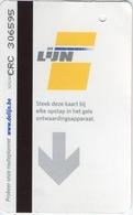 Titre De Transport DE LIJN : Www.delijn.be : 5.50€ Le 21/07/19 à Gand (Gent) - Europe