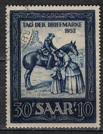 SARRE               N°     YVERT     303     OBLITERE       ( Ob  5/02 ) - Used Stamps