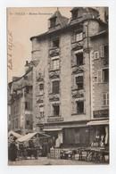 - CPA TULLE (19) - Maison Renaissance 1916 (jour De Marché) - - Tulle