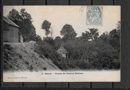 02 BOHAINS FOSSES DE ANCIEN CHATEAU - Other Municipalities