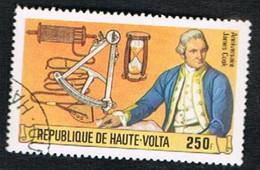 ALTO VOLTA  (UPPER VOLTA) - SG 487.489  -  1978  CAPTAIN JAMES COOK ANNIVERSARY                         - USED ° - Alto Volta (1958-1984)