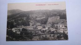 Carte Postale ( V9  ) Ancienne De Chamborigaud , Avenue De La Rivierette - Chamborigaud