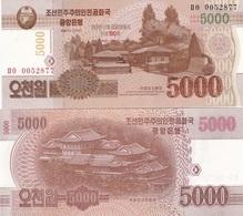 Korea North - 5000 Won 2013 100 Years Comm. Lemberg-Zp - Korea (Nord-)