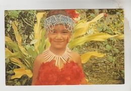 CPSM PAGO PAGO (Samoa Américaine) - Un Jeune Danseur Samoan - Amerikanisch Samoa