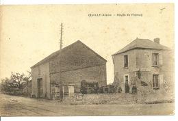 02 - OEUILLY / ROUTE DE FISMES - LA BUVETTE - Other Municipalities