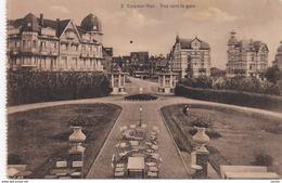 Le Coq-De Haan-Vue Prise De Balcon Du Casino. - De Haan